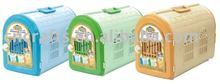 plastic pet flight cage,pet carriers,pet travel cage