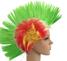 Colorful Carnival Mohawk Wig