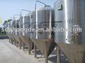 En acier inoxydable conique fermentation en
