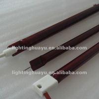 Ruby Quartz Infrared Heating Tube