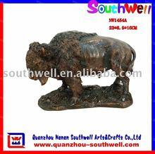Polyresin Buffalo Figurines