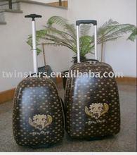 Twinstar cartoon travel luggage bag