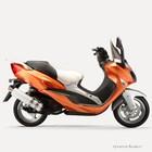 gasonline scooter HT125T-23