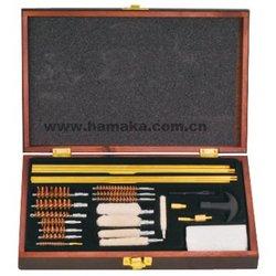 27 pcs universal gun cleaning kit
