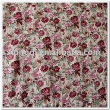 Flower Cotton Printed Fabric
