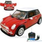1:6 scale MP3 Mini cooper RC Car