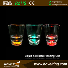 LED Light Up Drinking Shot Glasses for Wholesale Price