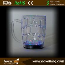 Flashing Beer Mug with LED Lighting Function