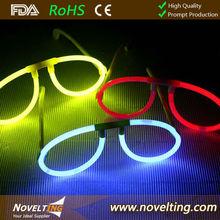 Non-Toxic Non-Flammable Non-Radiant Glow Glasses