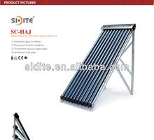Winter/Autumn Essential EN12975 Solar Keymark,SRCC,SGS Heat Pipe Solar Collector is Arrivaling
