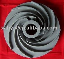 precision casting vane, steam turbine parts