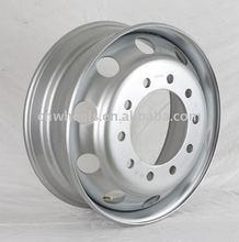 Weld truck wheels,Durable truck tubeless wheel rim