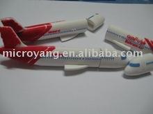 airplane usb flash drive /usb disk/usb memory bulk sale