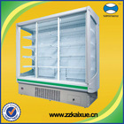 Best selling glass display refrigerator