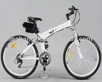 power-driven bikes