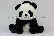 china soft toy custom design plush shaped bag