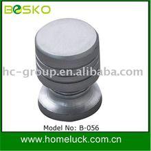 High quality aluminium round cabinet knob