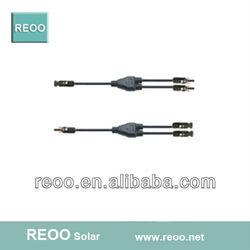 eletric panle connector