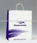 2011 New design cloth carrying bag