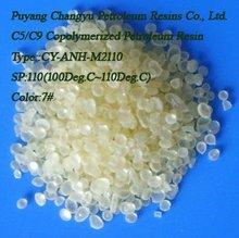 C5/C9 Copolymerized Petroleum Resin for adhesives,hot melt adhesives,ink ,coating etc.
