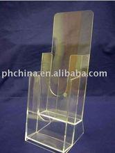 JLL-217 Handmade Plexiglass Brochure Holder