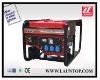 two-cylinder gasoline generator