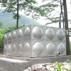 Assembled galvanized steel water tank