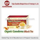 black tea with high tea polyphenols