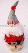 New Style Handicraft Christmas Decoration Santa Claus 119114A