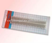 630 points transparent solderless breadboard/electronic equipment