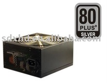 600w 80plus Silver Atx Power Supply For Gaming