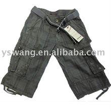 2012 In-Stock YSW cotton Men's short