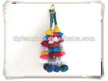 Decorative Cotton Curtain Tassel