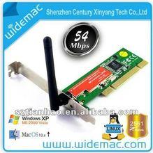 54M Wireless PCI Network Card