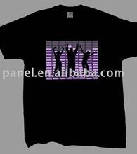 Sound Active EL T-shirt