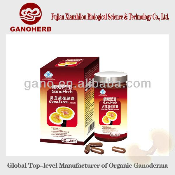 ganoderma herbal anti diabetes capsule