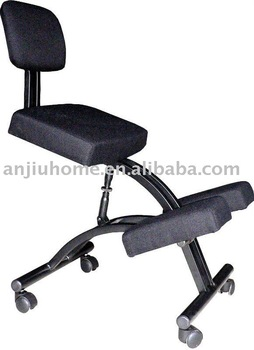 steel frame typing chair UH-1354