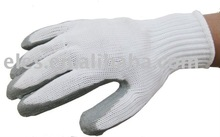 cleanroom electronics industrial machinery anti-static Gloves Good Quality ESD Dotted Gloves