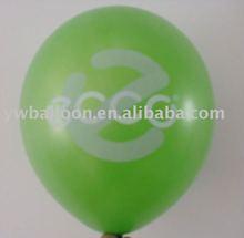 fashion printed latex balloons