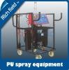polyurethane spraying equipment