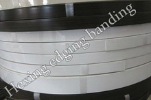 Decorative PVC plain edge banding