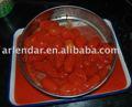 De calidad superior de tomate aplastado tomate