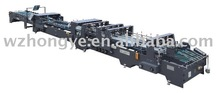ZH-1400BFT automatic folding glue machine