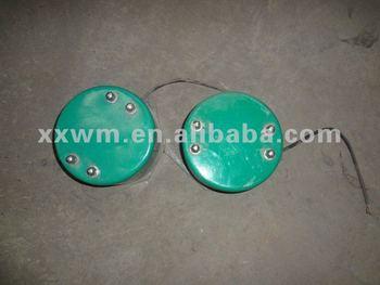 electromagnetic hopper wall vibrator