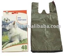 Black Dog Cleaning Bag