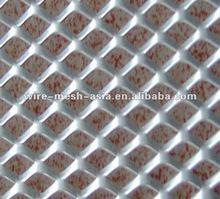diamond raised expanded metal