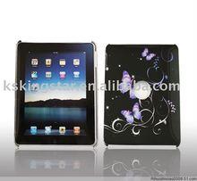 clear matte hard plastic back case for ipad mini