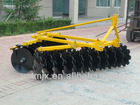 small tractor disc plough ,35-55hp tractor disc harrow
