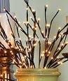 christmas artificial pine needle tree light