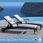 Hot garden sun lounge